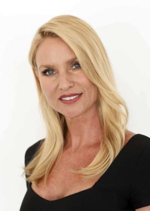 "FILE - In this July 27, 2011 file photo, actress Nicollette Sheridan poses for a portrait at during The Television Critics Association 2011 Summer Press Tour in Beverly Hills, Calif. The trial over Sheridan's firing from ""Desperate Housewives"" has featured all the elements the show thrived on _ personality conflicts, mystery and suspense. Soon it will be Sheridan and the show's creator left eagerly awaiting the outcome as the trial draws to a close and jurors decide whose version of events is more credible. (AP Photo/Dan Steinberg, File)"