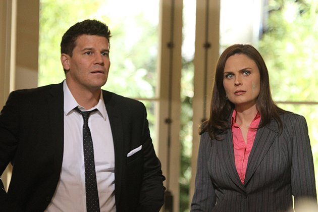 """Bones - Season 8"" (20th Century Fox Home Entertainment)"