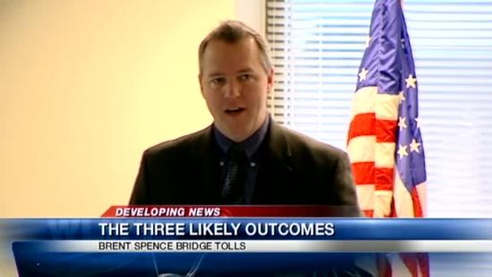 Brent Spence would use electronic tolls, not booths