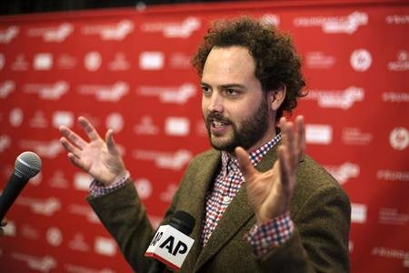 "Director Drake Doremus arrives for the premiere of the film ""Breathe In"" at the Sundance Film Festival in Park City, Utah, January 19, 2013. REUTERS/Lucas Jackson"