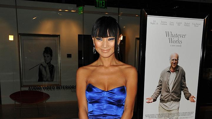 Whatever Works LA premiere 2009 Bai Ling
