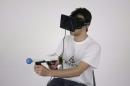 TrinityVR is making a motion-control gun for virtual reality gaming