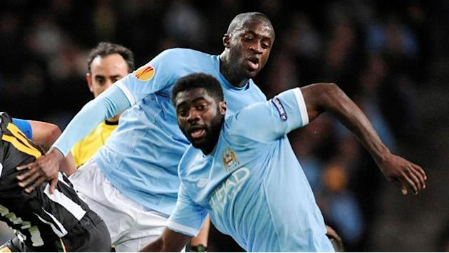 African Cup of Nations - Platt: Man City will cope without Toures