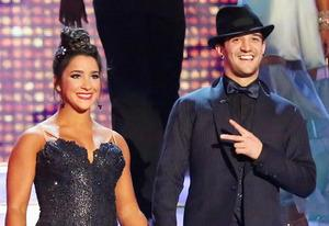 Alexandra Raisman and Mark Ballas | Photo Credits: Adam Taylor/ABC