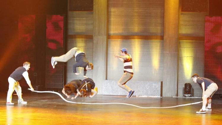 "Summerwind Skippers (jump rope team) is one of the Top 48 acts on Season 6 of ""America's Got Talent."""
