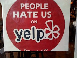 yelp restaurant industry