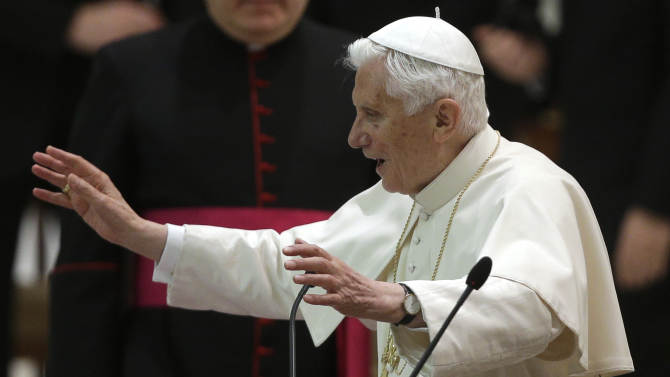 Vatican's new bank chief has military ship links