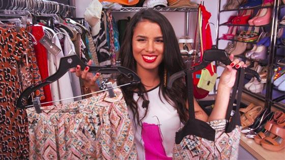 Shopaholics on Call: Estampados de pies a cabeza