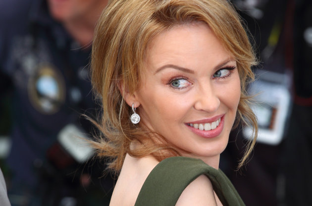 kylie minogue cannes