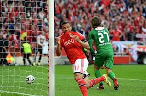 Benfica crowned champion of Portugal after win over Olhanense