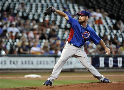 Houston ends spring with 6-3 win over Cubs