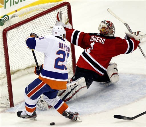 Zajac nets game winner; Devils win 3rd straight
