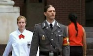 Dad Wears Nazi Uniform For Child Custody Case