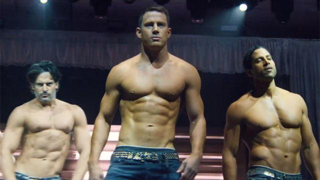 New 'Magic Mike XXL' Teaser Trailer: 'It's Not Bro Time, It's Show Time'