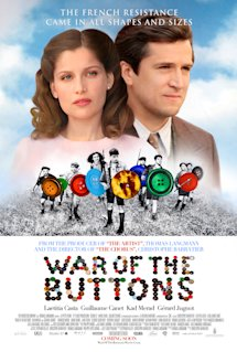 Poster of The War of the Buttons