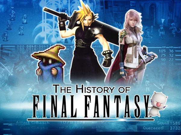 The History of Final Fantasy