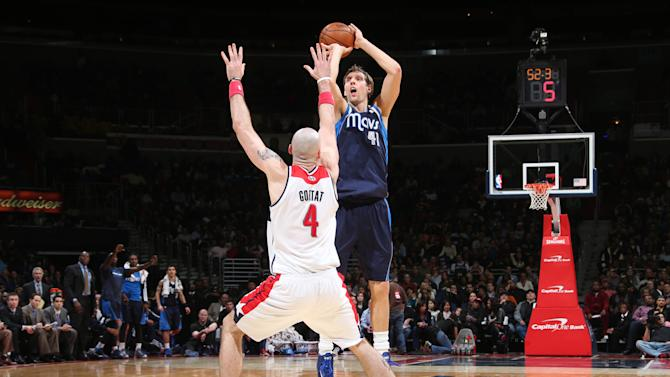 Ellis leads Mavericks over Wizards, 87-78