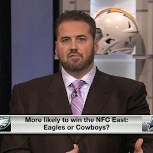 Shaun O'Hara breaks down NFC East