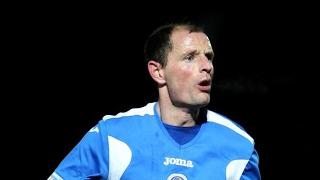 Allan Johnston spent five years at Kilmarnock as a player