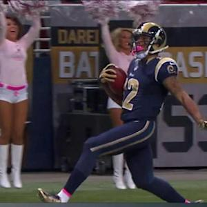 NFL NOW: St. Louis Rams head coach Jeff Fisher's bold special teams calls