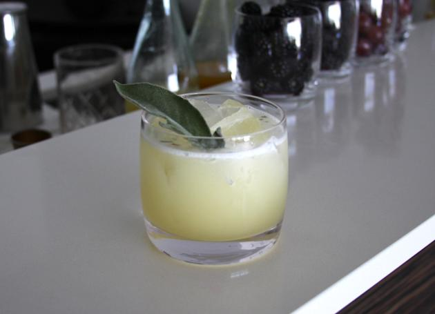 8. Garnish with fresh sage for a more artistic presentation.