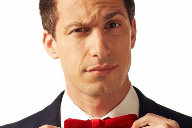 Andy Samberg Joins Twitter Just in Time for Emmys Countdown