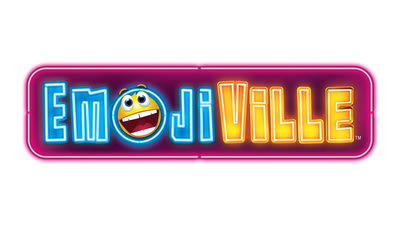 """Emojiville Logo"" attributed to Saban Brands"