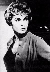Janet Leigh as Marion Crane in Paramount's Psycho