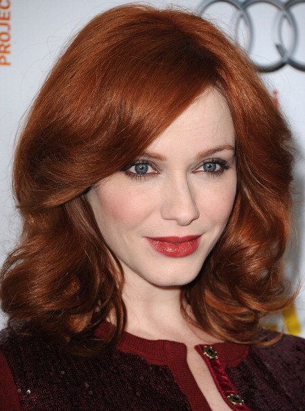 Christina Hendricks - Getty Images