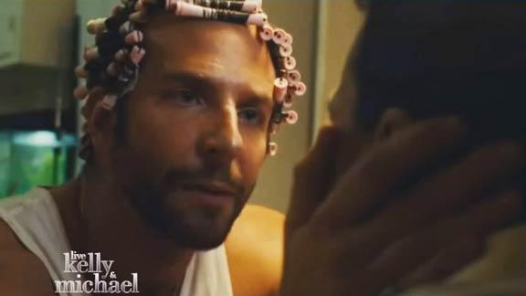 Bradley Cooper's Three-hour Hairdo