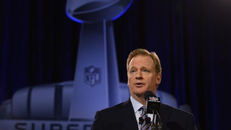Goodell high on London, shy on UK franchise