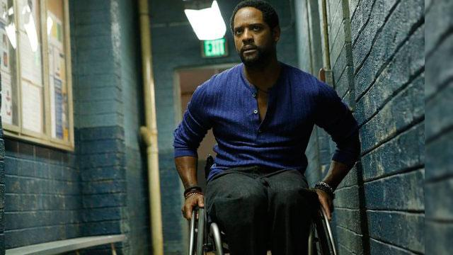 Blair Underwood Takes You Inside 'Ironside'