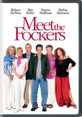 The box art from the dvd release of Universal Pictures' Meet the Fockers