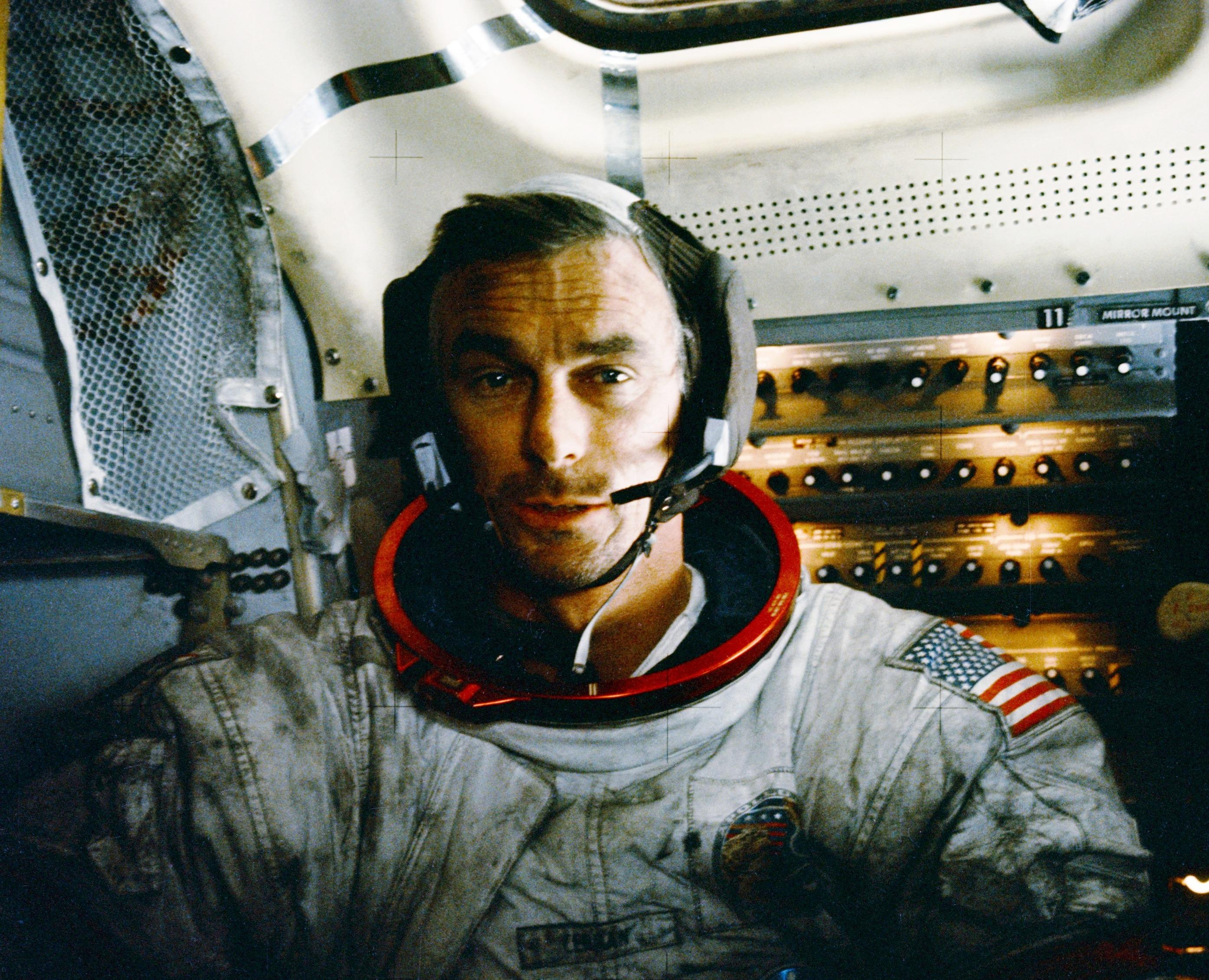 Last man to walk on the moon, Gene Cernan, leaves behind a dying wish