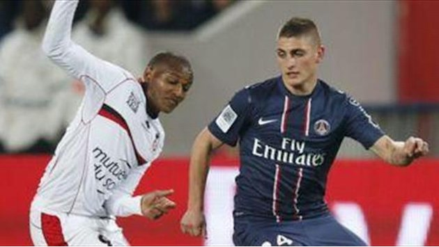 Ligue 1 - Verratti agent denies Italy return