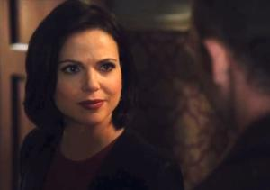 Exclusive Once Upon a Time First Look: Will Regina Make [Spoiler] Disappear?!
