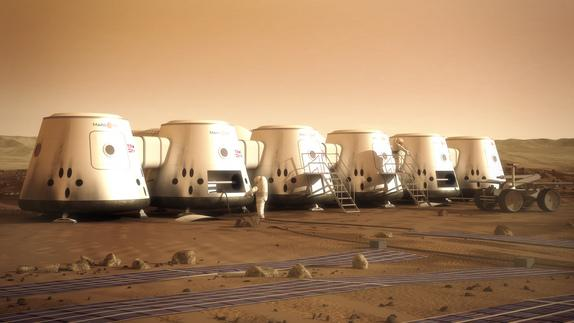 Mars Colony Project Signs Deal to Study Spacesuits, Life Support