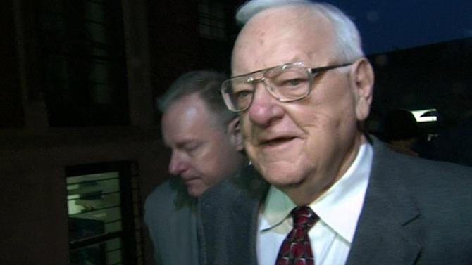 George Ryan released from halfway house, on home confinement