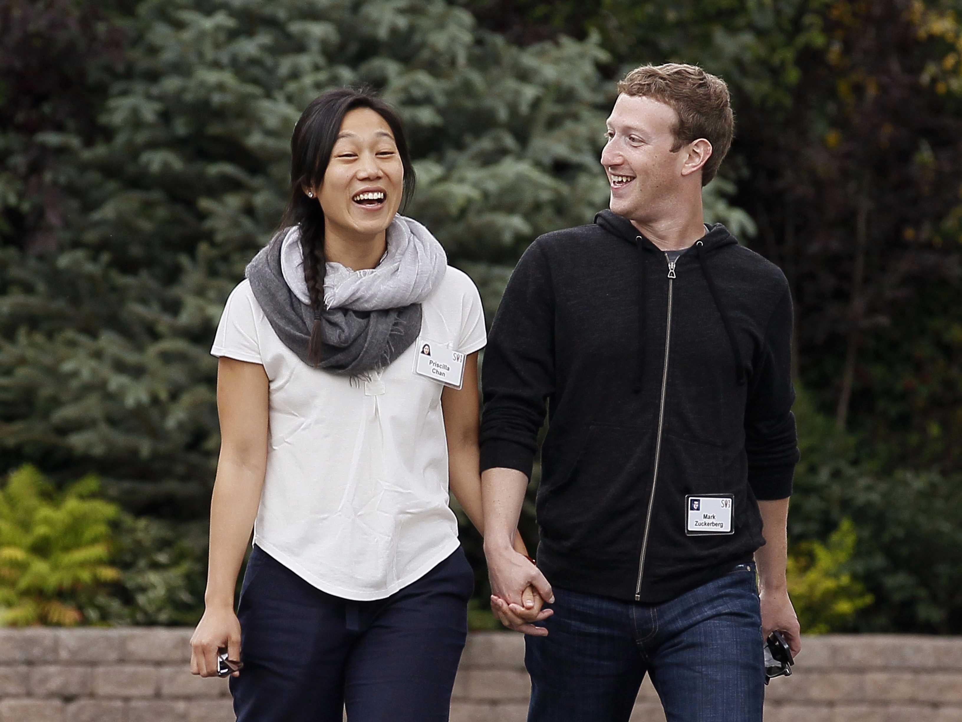 Mark Zuckerberg says he's giving 99% of his Facebook shares — $45 billion — to charity