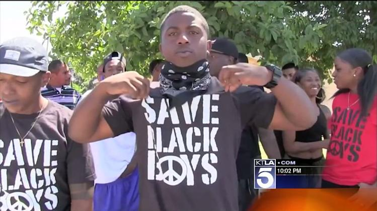 Video Calls for Revenge in Ezell Ford Shooting, LAPD Union Warning Officers