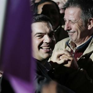 Anti-Bailout Party Syriza Poised To Win Election