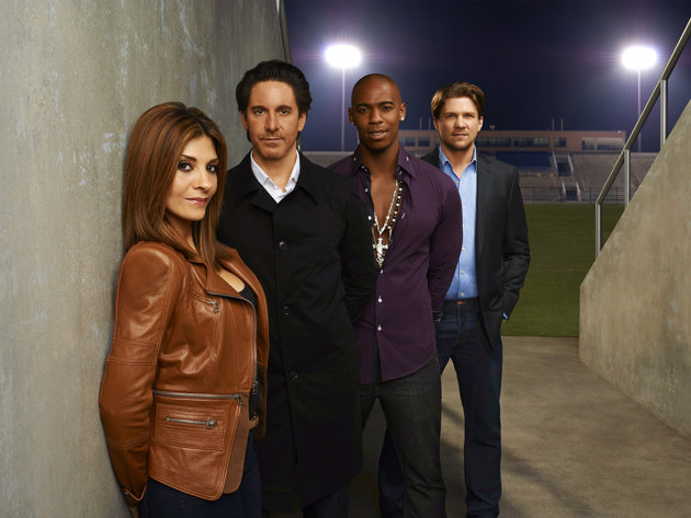 Necessary Roughness (USA, …
