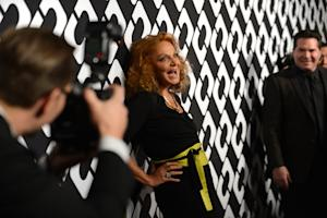 Diane Von Furstenberg attends the DVF Journey …