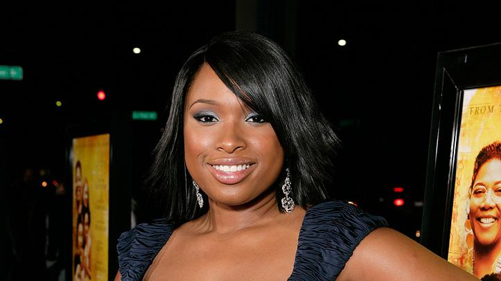 The Secret Life of Bees LA Premiere 2008 Jennifer Hudson