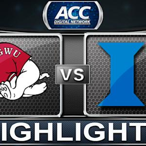 Gardner-Webb vs Duke | 2013 ACC Basketball Highlights