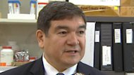 Peter Penashue says he 'certainly will be' keeping with his spending limits in his current byelection campaign in Labrador.