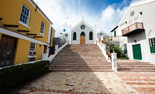 St. George, Bermuda (Photo: George Oze / Alamy)