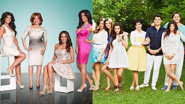 The Real Housewives of New Jersey and Keeping Up With the Kardashians