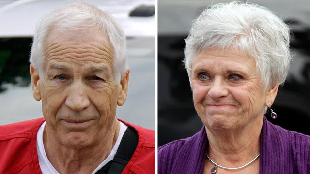 Jerry Sandusky's Wife Rips Into  Adopted Son in Letter to Judge