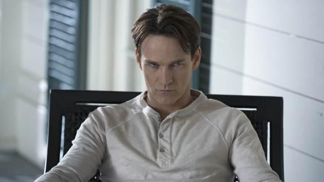 Stephen Moyer as Bill Compton in 'True Blood' Season 6 -- HBO/John P. Johnson
